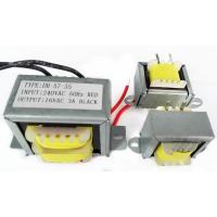 Single phase Transformer Grewin Ei Low Frequency Transformer  Silicon Steel Transformer for Communication Manufactures