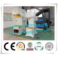 CNC Hydraulic Press Brake Machine For Sheet , Single Arm Hydraulic Pressing Machine Manufactures