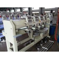 China Commercial Computerized Embroidery Machine For Seat Covers / Stockings 110V - 220V on sale