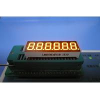 7 Segment LED Display 0.36 inch Ultra Bright Amber for Electronic Scales Manufactures