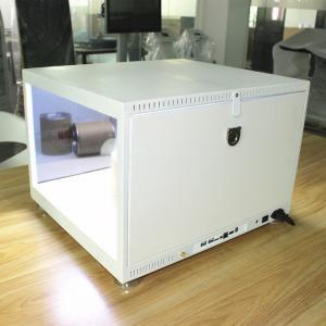 China Custom Made Transparent Display Box / Rustproof Transparent Monitor Screen on sale
