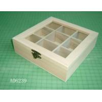 China Tea Boxes (wooden) on sale