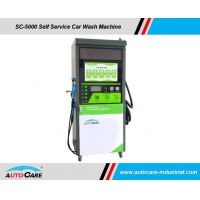 China Self Service Car Washer Cabinet Equipment with Vacuum cleaner/Electric car wash machine hot sales to Mexico on sale