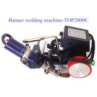banner welding machine is designed for PVC/PE/DHPE material cloth which can be hot melt. Manufactures