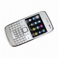 Qwerty Mobile Phone with 3G Network, GPS and TV Functions Manufactures