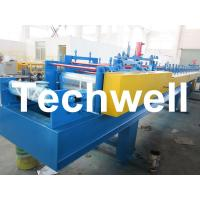 Top Hat Channel / Furring Channel Roof Panel Roll Forming Machine Manufactures