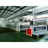 Quality Frequency Control Fabric Stenter Machine High - Temperature Open Width for sale
