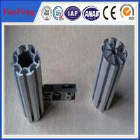 China extruded Aluminum Profile for Exhibition Manufactures