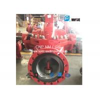 UL Listed Fire Fighting Water Pump 1250 GPM Fire Pump For Pipelines Bureaus Manufactures