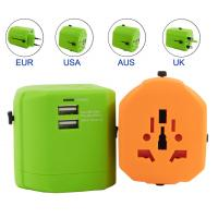 5V Portable Travel Power Adapter , Universal USB Travel Charger Adaptor Manufactures