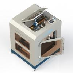 Fully Enclosed Metal Frame FDM 3D Printer D600 Pro Creatbot High Presion 3D Printer Machine Manufactures