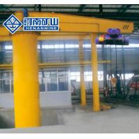 China Swing Arm Boom Jib Crane For Warehouse , High Performance Cantilever Jib Crane on sale