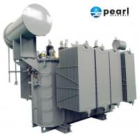 110kV - 6300 KVA Power Distribution Transformer Safety High Voltage Power Transformer Manufactures