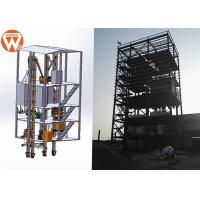 Buy cheap Feed Factory Feed Pellet Making Production Plant With Design Drawing from wholesalers