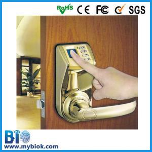 Hot High Security Digital Fingerprint Door Lock Bio-LA9 Manufactures