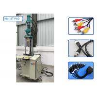 China Low Cost  Small Size Small Prodction Video Peripherals Cable Molding Machine on sale