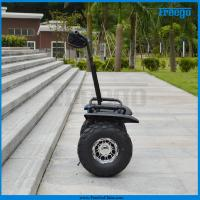 China Eco Stylish 36V 2000W Self Balancing Scooter Off-Road Standing Up With Feet Sensor on sale