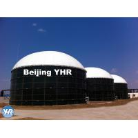Durable Biogas Storage Tank , Biogas Septic Tank Easy Construction Manufactures