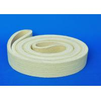 China Aluminium Industry Endless Conveyor Belts For High Temperature Specially Designed on sale