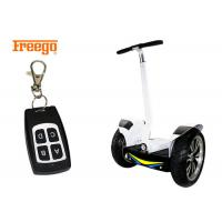 Speedy Reliable Two Wheel Auto Balancing Scooter 30-35KM Long Distance Range Manufactures