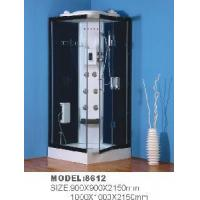 Quality Tempered Glass Shower Surround (8612) for sale