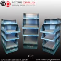 POP bespoke stackable display boxes Manufactures