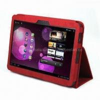 High Quality PU Leather Case for Samsung Galaxy 10' P7100 Manufactures