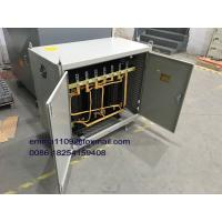 Tower Crane Industrial Transformer 60KVA 50KW 3 Phase Step Up Isolation Dry Type Manufactures