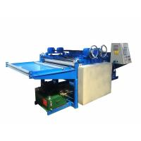 Automatic CNC Cut To Length Machine For Steel Sheet Cutting Safety Operation Manufactures