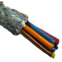 Buy cheap Mylar Screened Security Cable 4 Pairs Stranded TC Conductor for Wiring Burglar from wholesalers