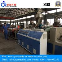 Hot PVC WPC Wall Panel Extruder Machine/Production Line Manufactures