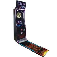 Coin Operated Entertainment Online Dart Games Machine With Dart Game Board Manufactures