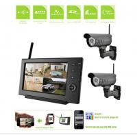 China Wifi Two Camera Outdoor Video Surveillance Systems Cctv Surveillance Systems on sale
