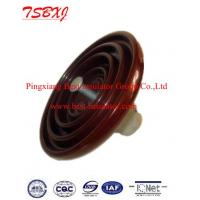 suspension disc type porcelain insulator Manufactures