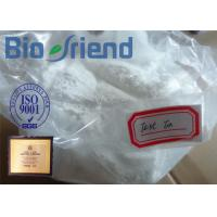 White Abiraterone Tren Anabolic Steroid Powder For Muscle Growth CAS No. 154229