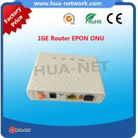 Quality Hot selling Huanet 1GE EPON ONU from Chiense factory for sale