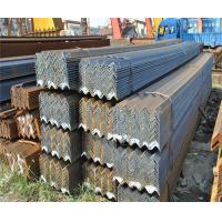 Q235 Ss400  Angle Steel Hot Rolled Ss400/Q235B Hot Rolled  Steel Angle Manufactures
