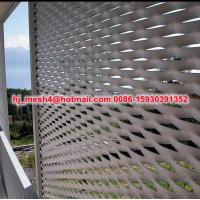 aluminum expanded metal wall covering Manufactures