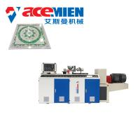 High Efficiency PVC Panel Making Machine For Plastic Ceiling Wall Penals Manufactures