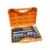 23pcs 1/2 inch Dr. Socket & Ratchet Wrench Tool Kit Manufactures