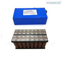 Li Ion 72v Battery Pack INR18650 30Q 8000w High Power Environmental Friendly Manufactures