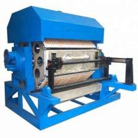 Waste Paper Automatic Egg Tray Machine High Power 30t Weight For Industry Manufactures