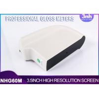 Intelligent 60 Degree Small Aperture Ink paper Professional Gloss Meters NHG60M With Calibration Plate Manufactures