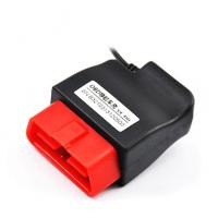 Black B321 / B324 Auto Diagnostic Scanner Mini Car Trip Computer Scanner OBDII USB Manufactures