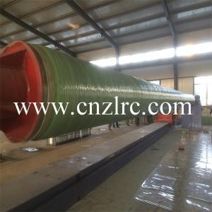 Fiberglass Filament Winding Machine to Make FRP/GRP Pipes Manufactures