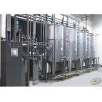 China Turn Key Complete 10TPD Coconut Milk And Water Processing Plant For Fresh Milk , Milk Powder on sale