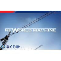 QTZ160 Mobile Tower Crane Safety Towercrane With CE / ISO9001 Certificates Manufactures