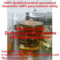 China 99% Purity Lean Steroid Hormones Powder Masteron Enanthate Drostanolone Enanthate on sale