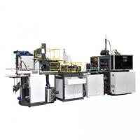 China Automatic Rigid Box Making Machine With High Positioning Accuracy on sale