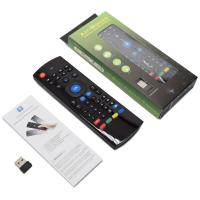 China Wireless 2.4g Air Mouse Remote Remote With IR Learning Function on sale